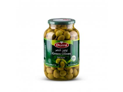 Durra Olivy Zelené 1400g