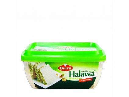 Durra Halwa sezamová s pistáciemi 700g