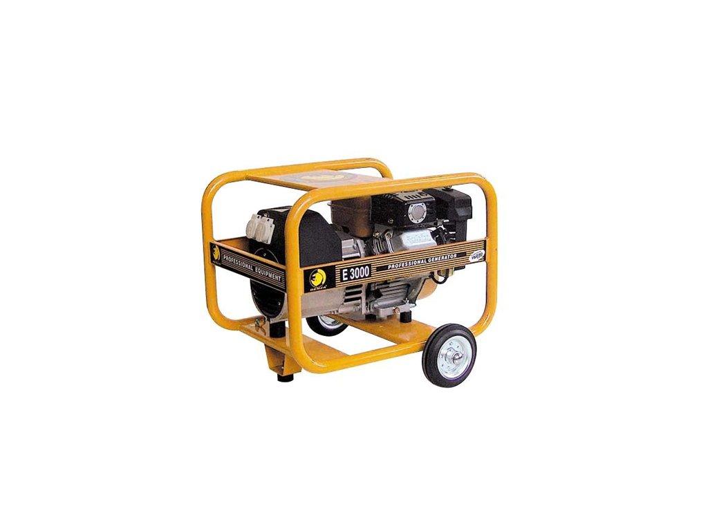 Benzinová elektrocentrála BENZA E3000