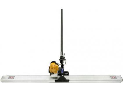 Plovoucí oboustranná vibrační lišta QZG 2,5m