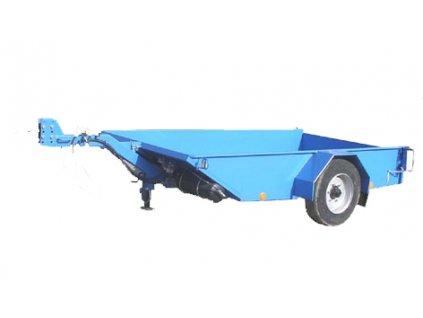 Traktorový přívěs NUNC 38