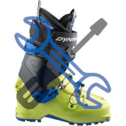 Oprava skialpových bot