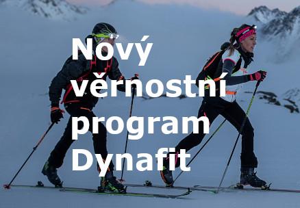 Dynafit věrnostní program