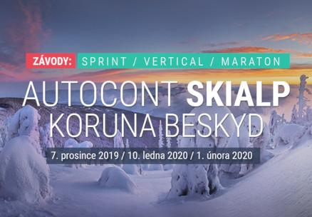 Závody SACHASPORT SKIALP Sprint