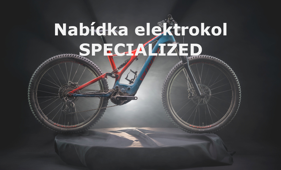Elektrokola Specialized