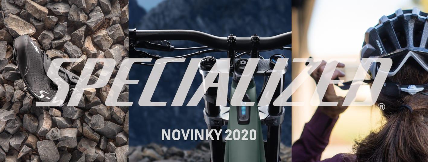 Novinky Specialized 2020
