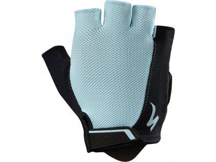 Cyklistické krátké rukavice