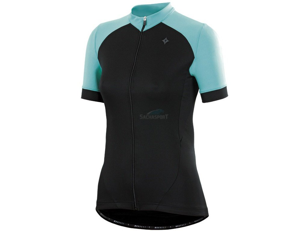 Dres Specialized RBX Sport Jersey SS WMN black/teal L 2015