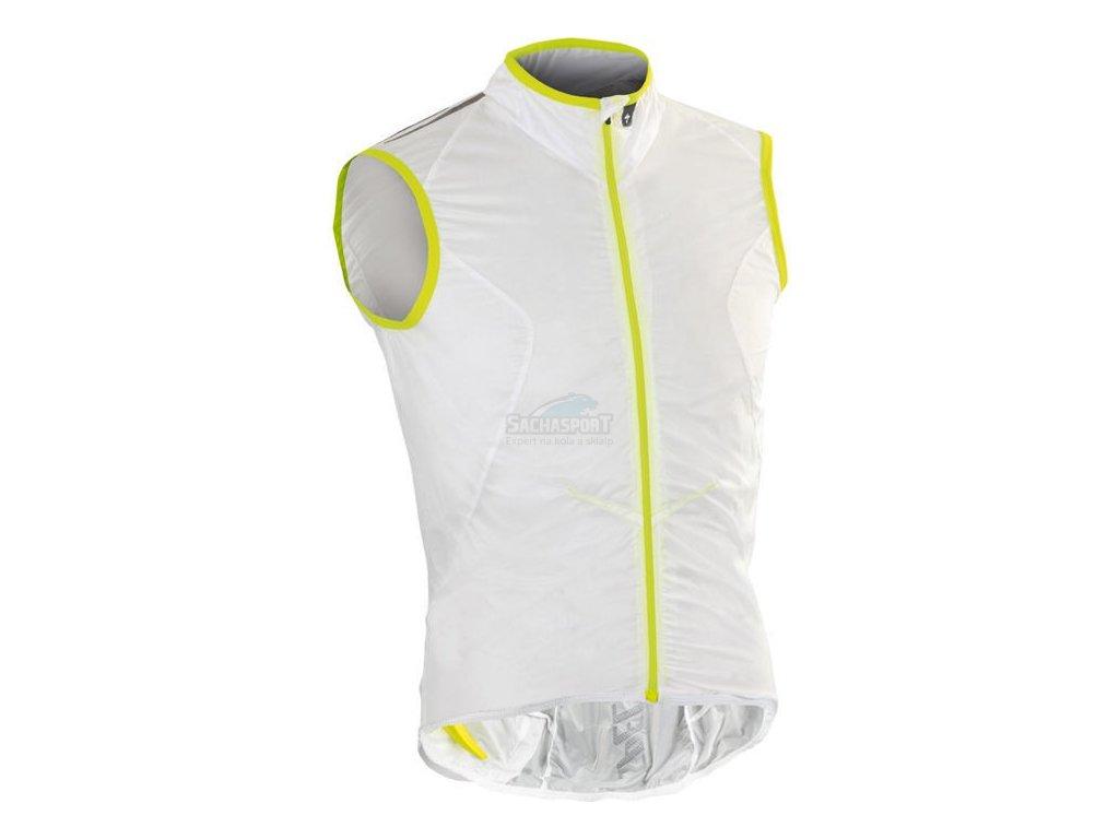 Vesta Specialized Comp Wind Vest white 2016