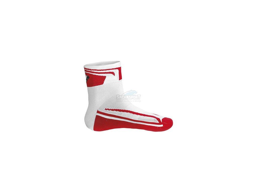 Ponožky Specialized SL Expert Sock WMN red 2014