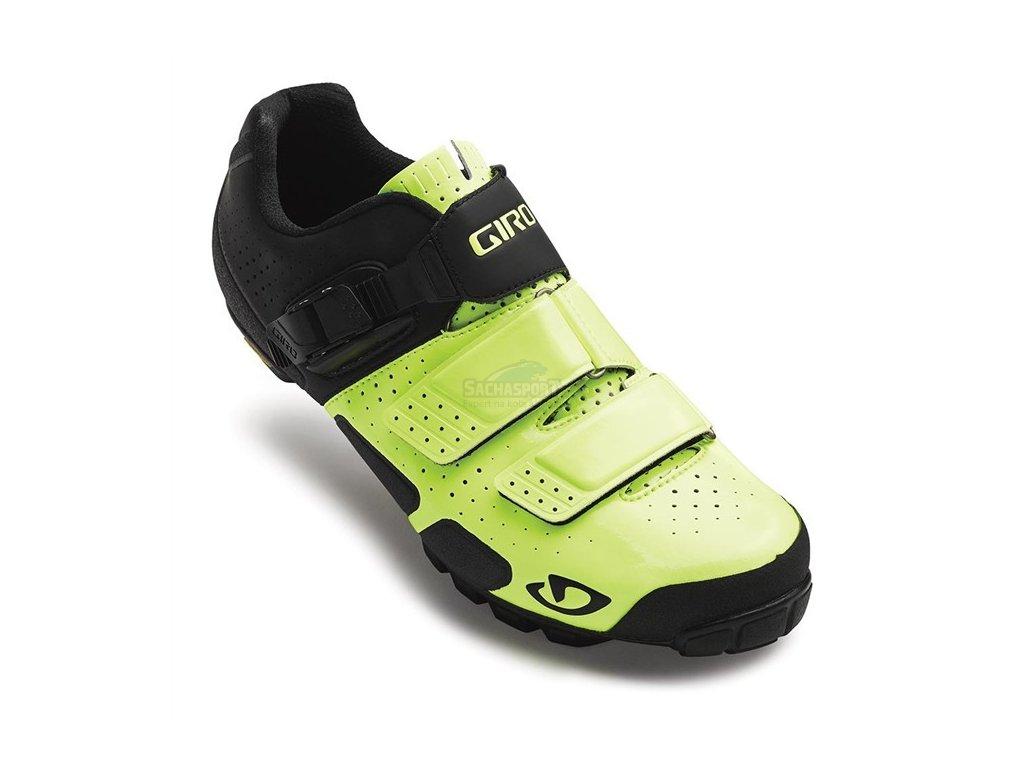 Giro Code VR70 highlight yellow/black