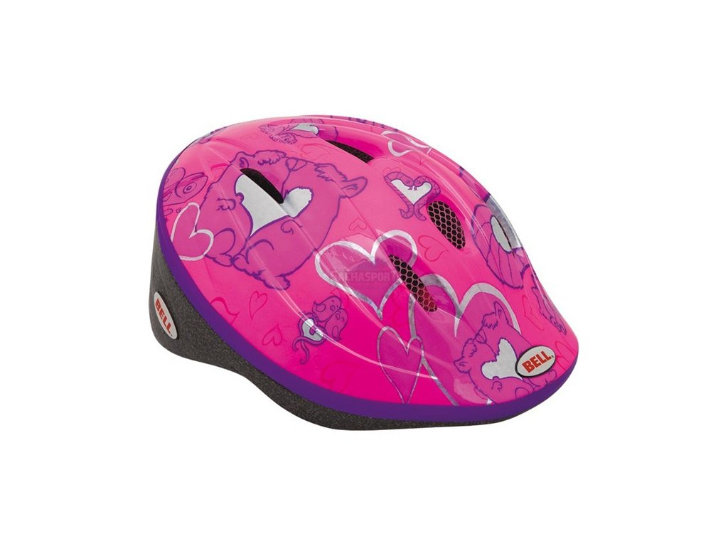 Bell Bellino pink hrt animals S/M