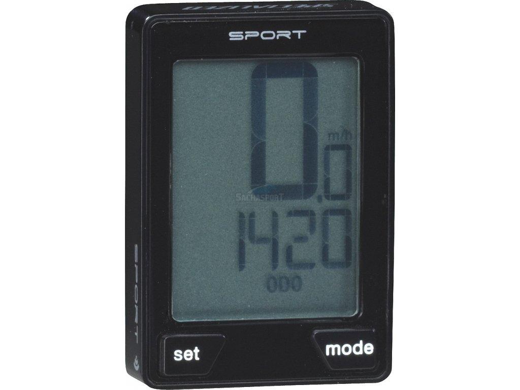 Cyklocomputer Specialized SpeedZone Sport black 2019