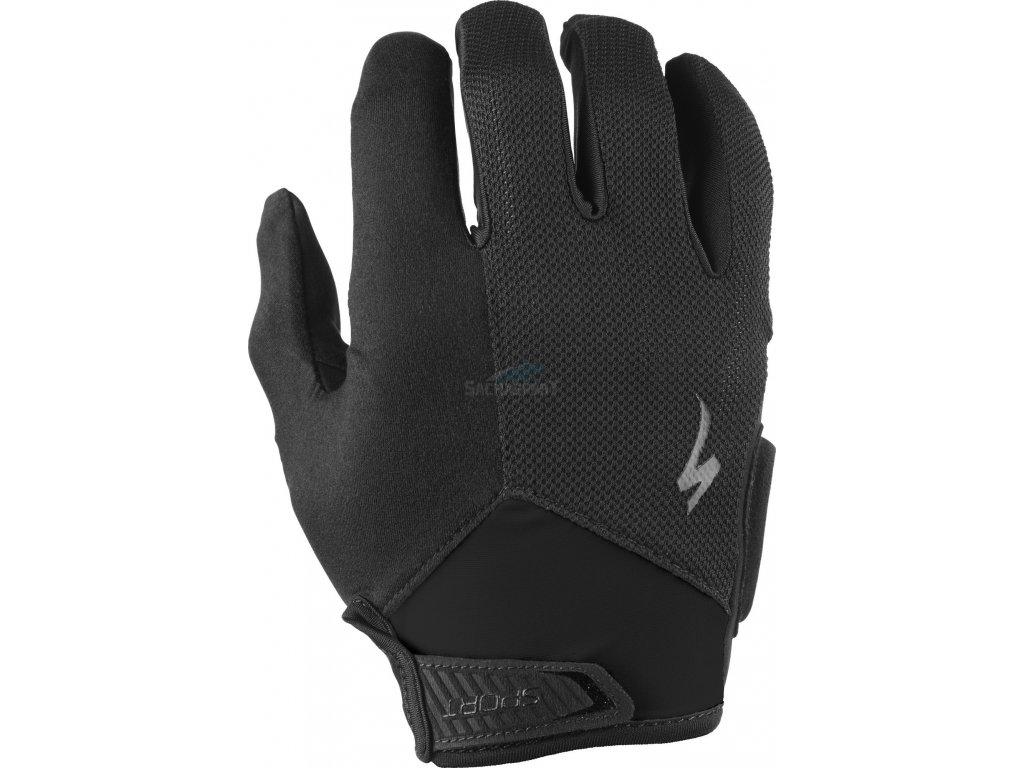 Rukavice Specialized BG Sport Long black XXL 2018
