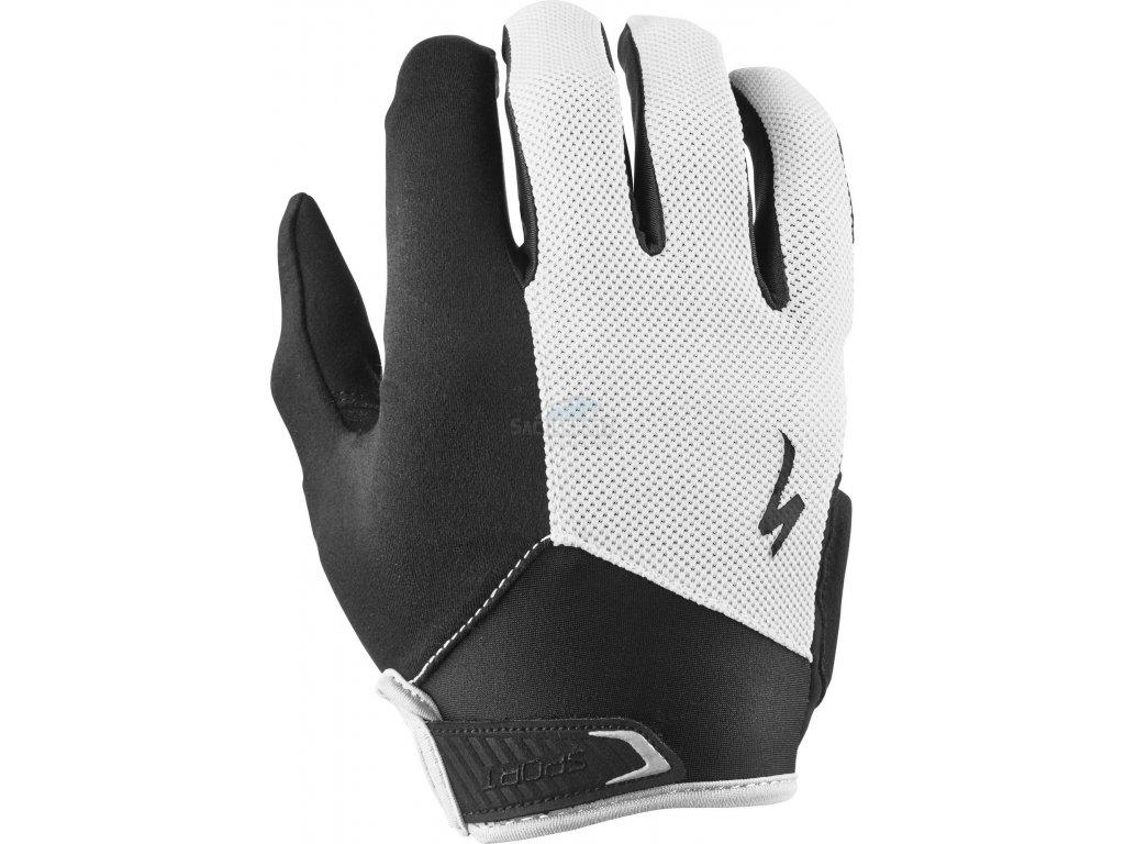 Rukavice Specialized BG Sport Long black/white XXL 2017