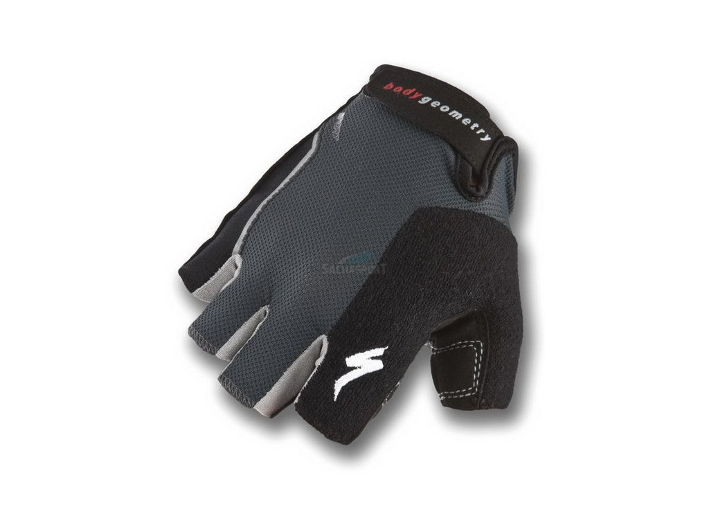Rukavice Specialized BG Sport charcoal/black M 2014