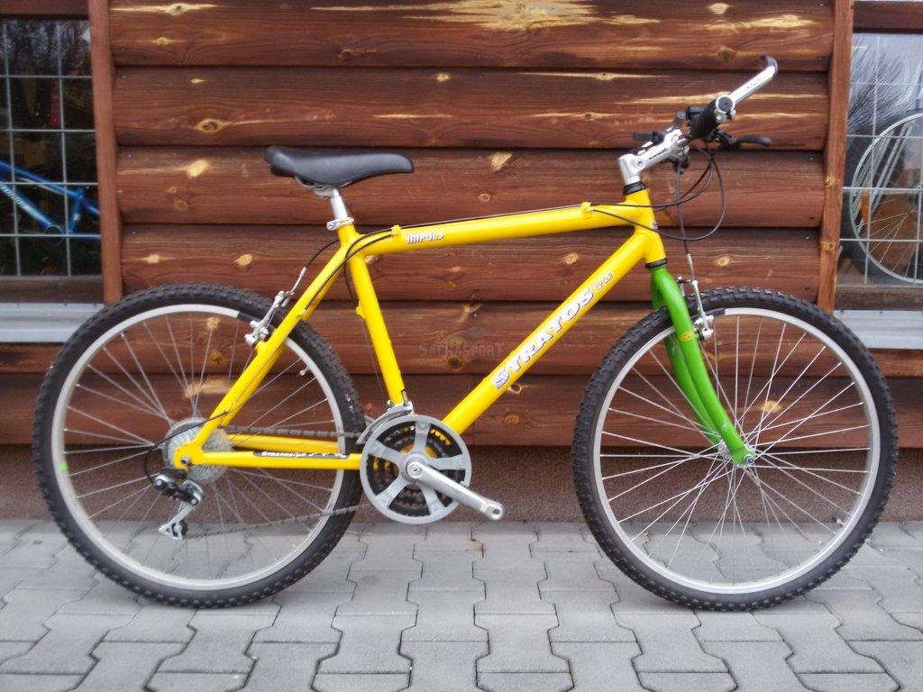 Stratos Impuls MTB 26 yellow L