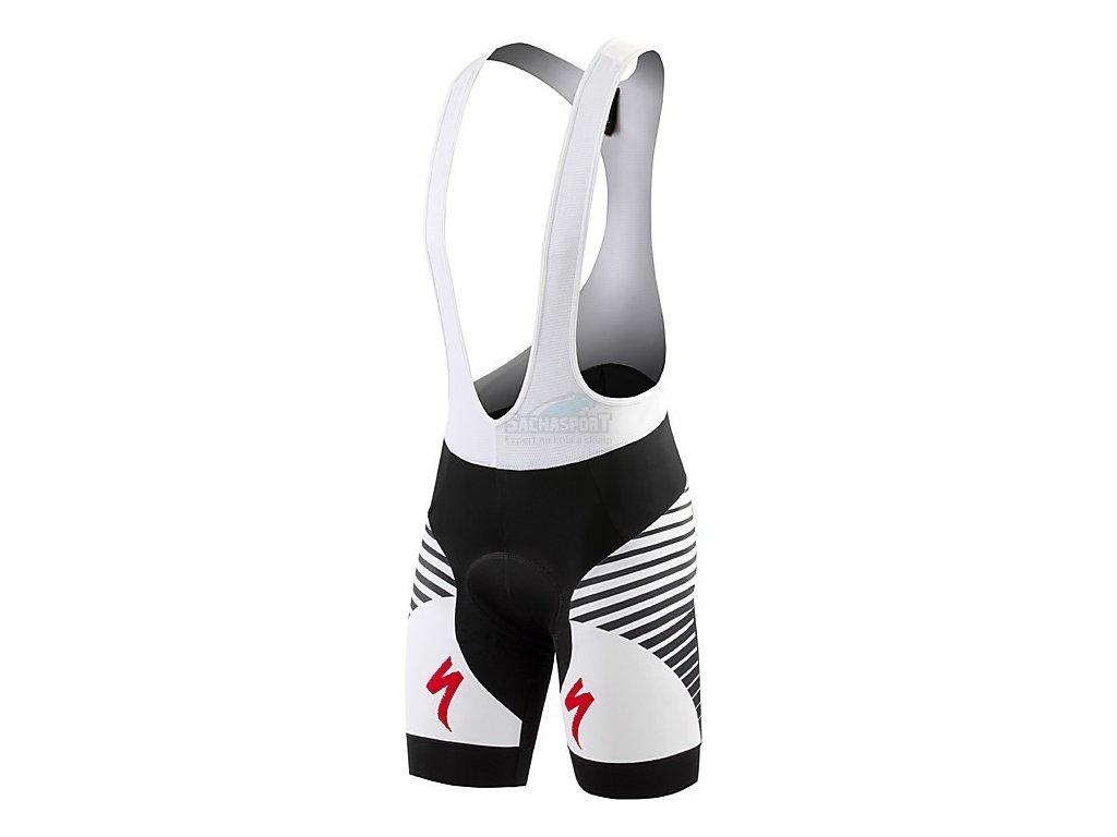 Kalhoty Specialized Comp Racing Bib Short black/wht XXXL 2015