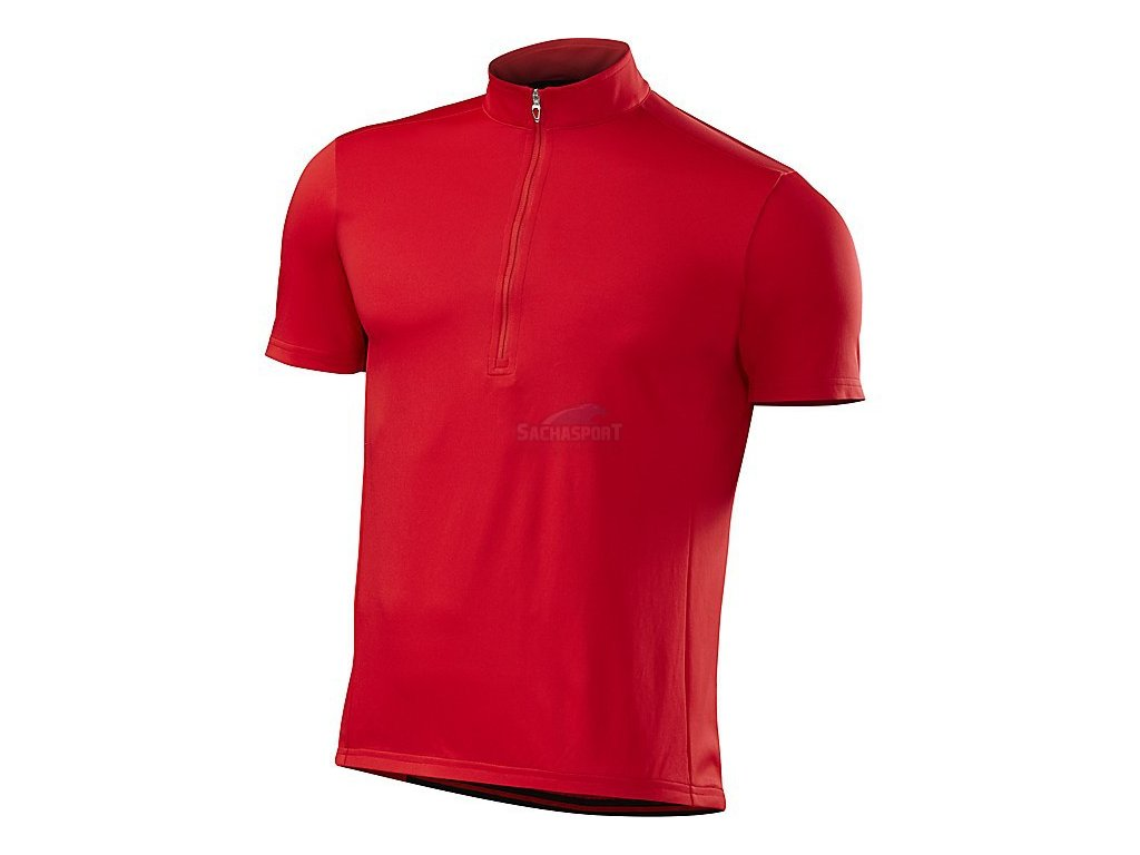 Dres Specialized RBX Jersey SS red 2017