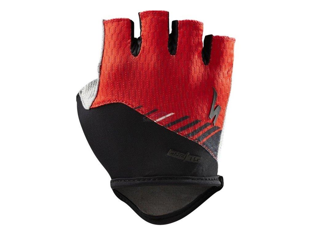 Rukavice Specialized SL Pro black/red XL 2016