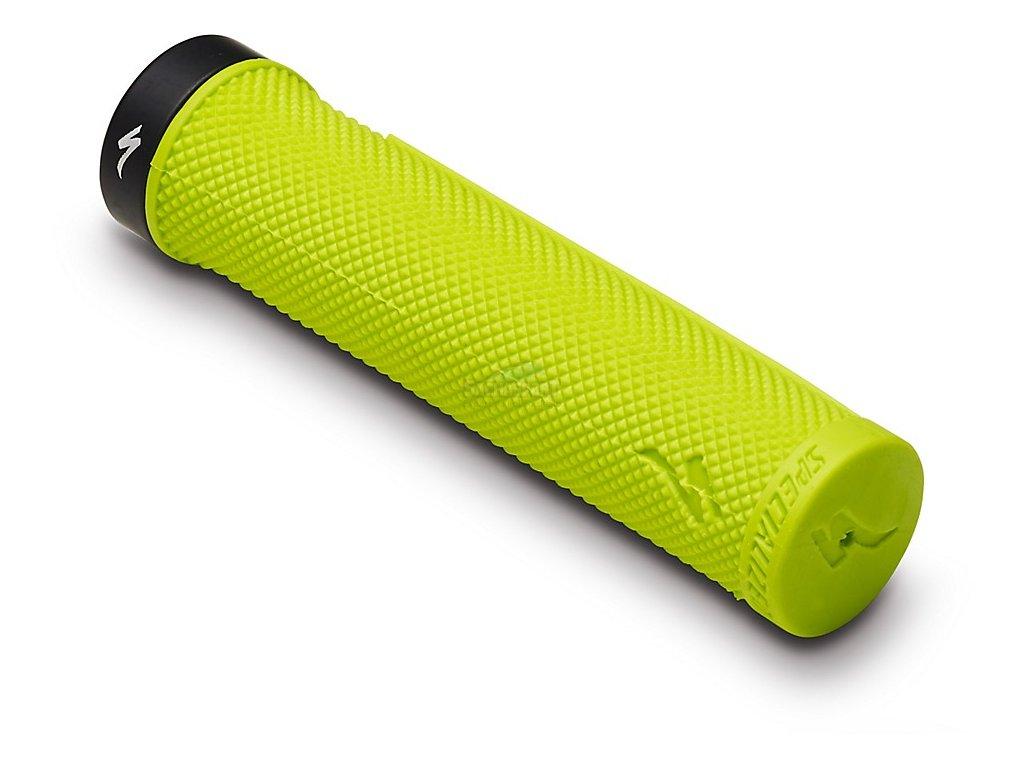 Specialized Sip XL Locking Grip hyper green 2017