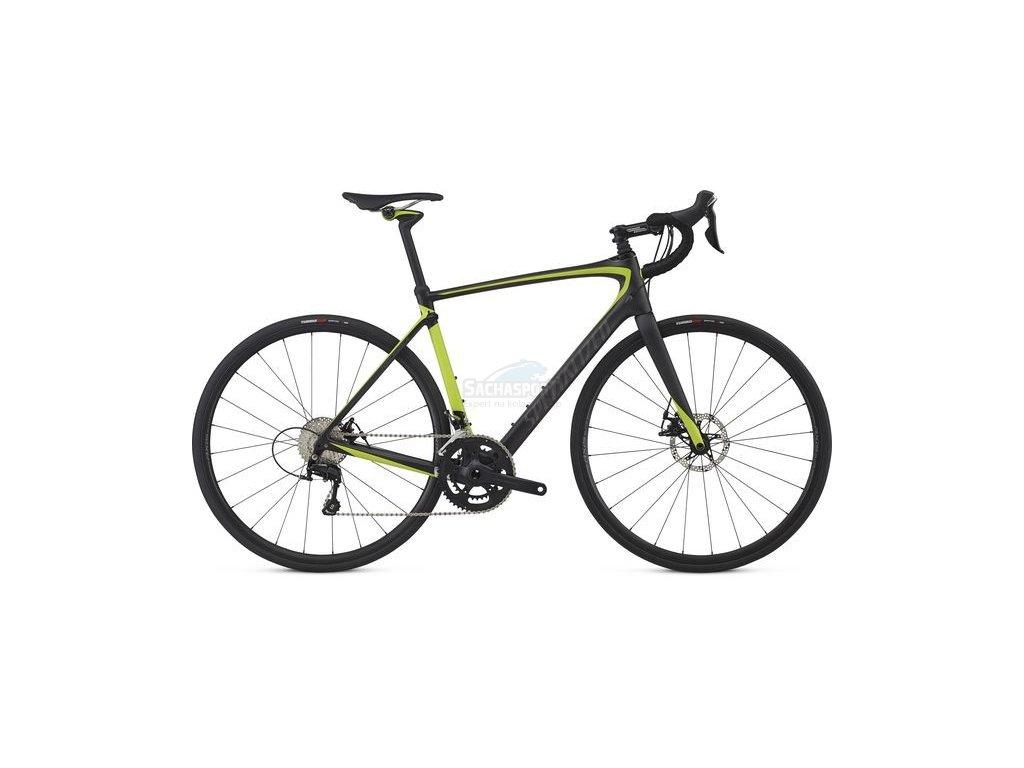 Specialized Roubaix Elite satin carbon/hyp/charcoal 54 2017