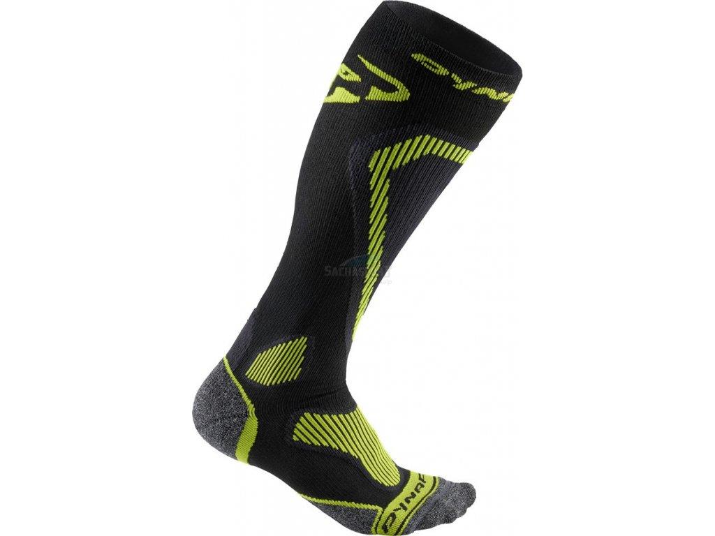 Ponožky Dynafit Ski Touring PRL black 19/20