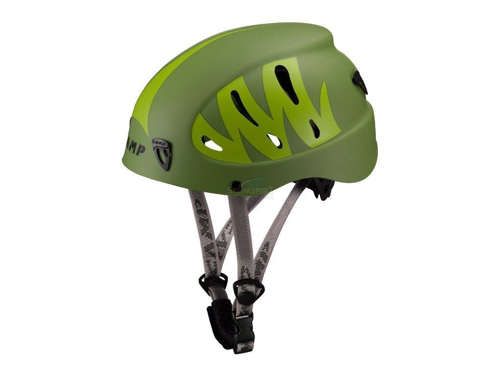 Camp Armour mint green/green
