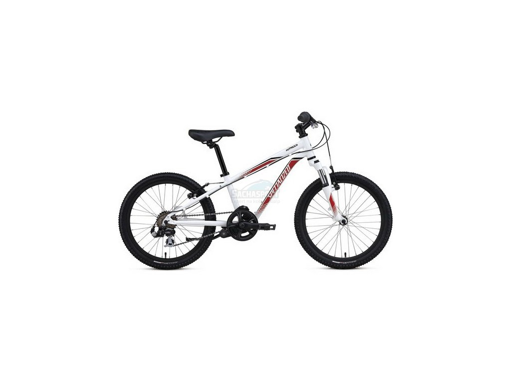 Specialized Hotrock 20 6 speed white/red/black 2017