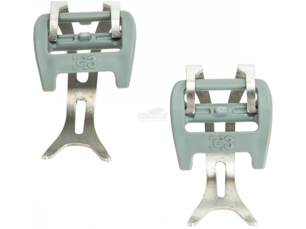 uchycení pásů G3 Skin Tail Clips