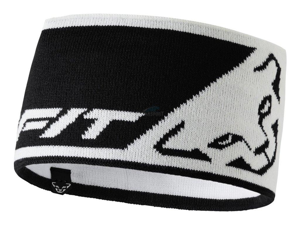 Čelenka Dynafit Leopard Logo Headband white 20/21