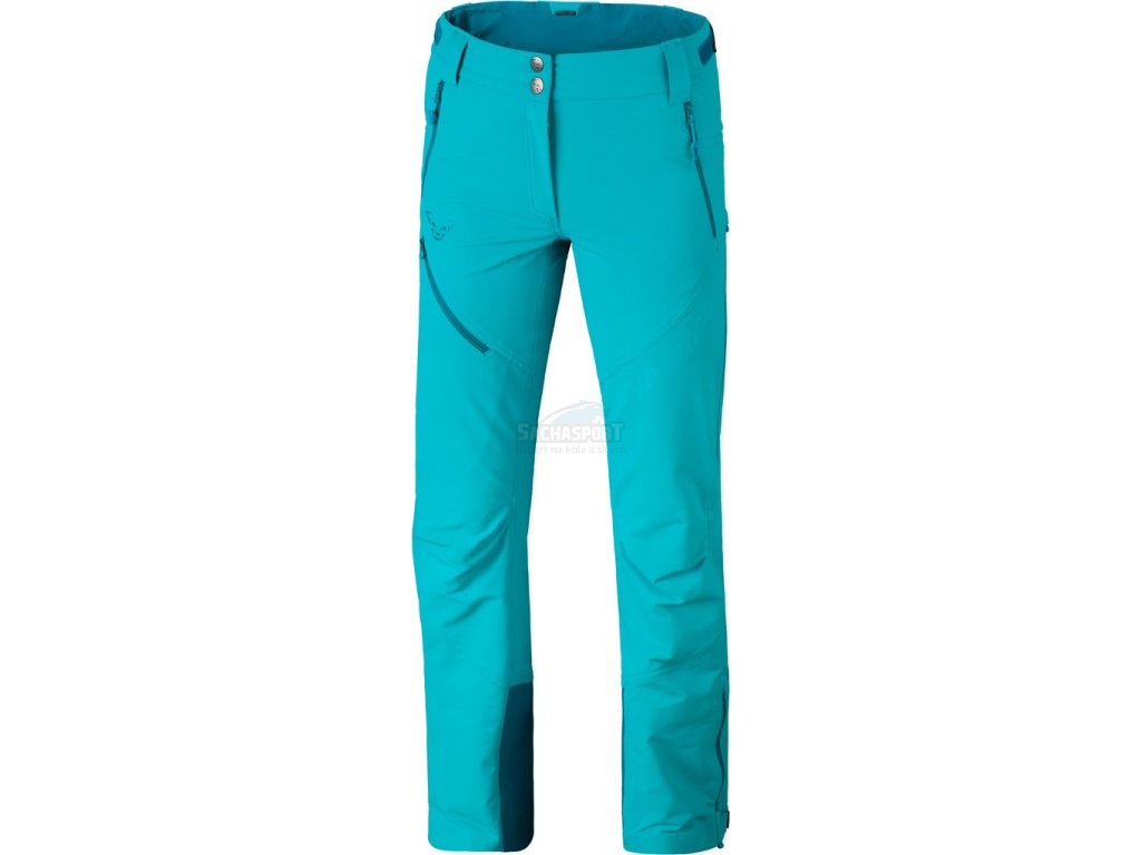 Kalhoty Dynafit Mercury 2 DST W ocean 18/19