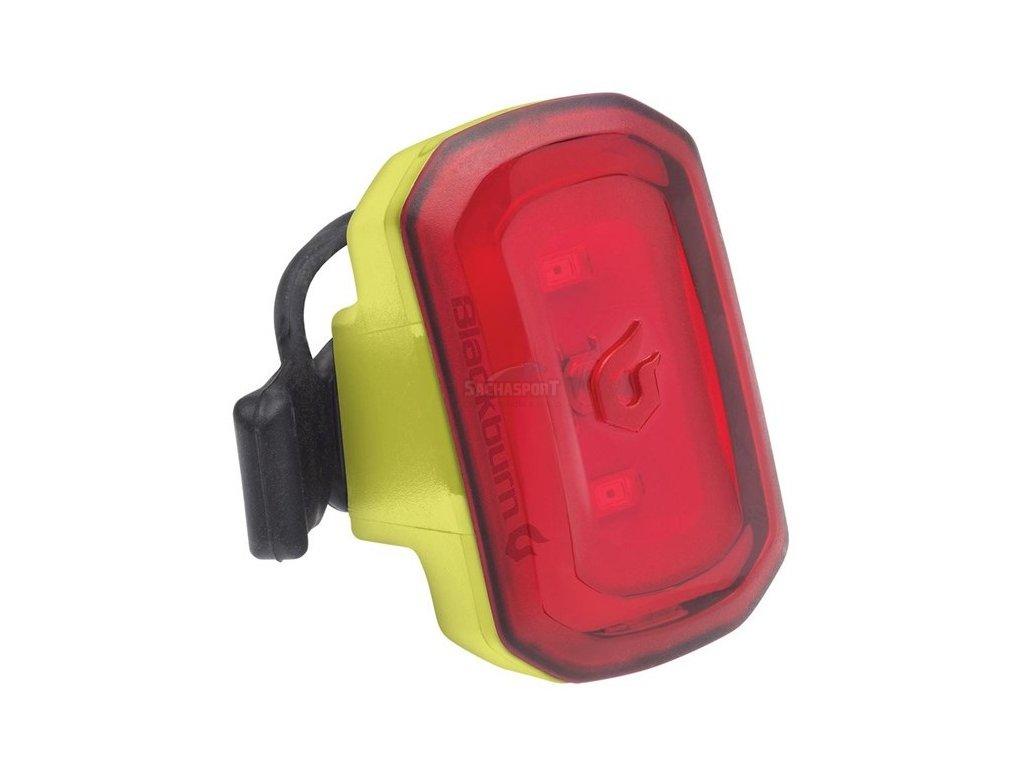 Světlo Blackburn Click USB yellow zadní