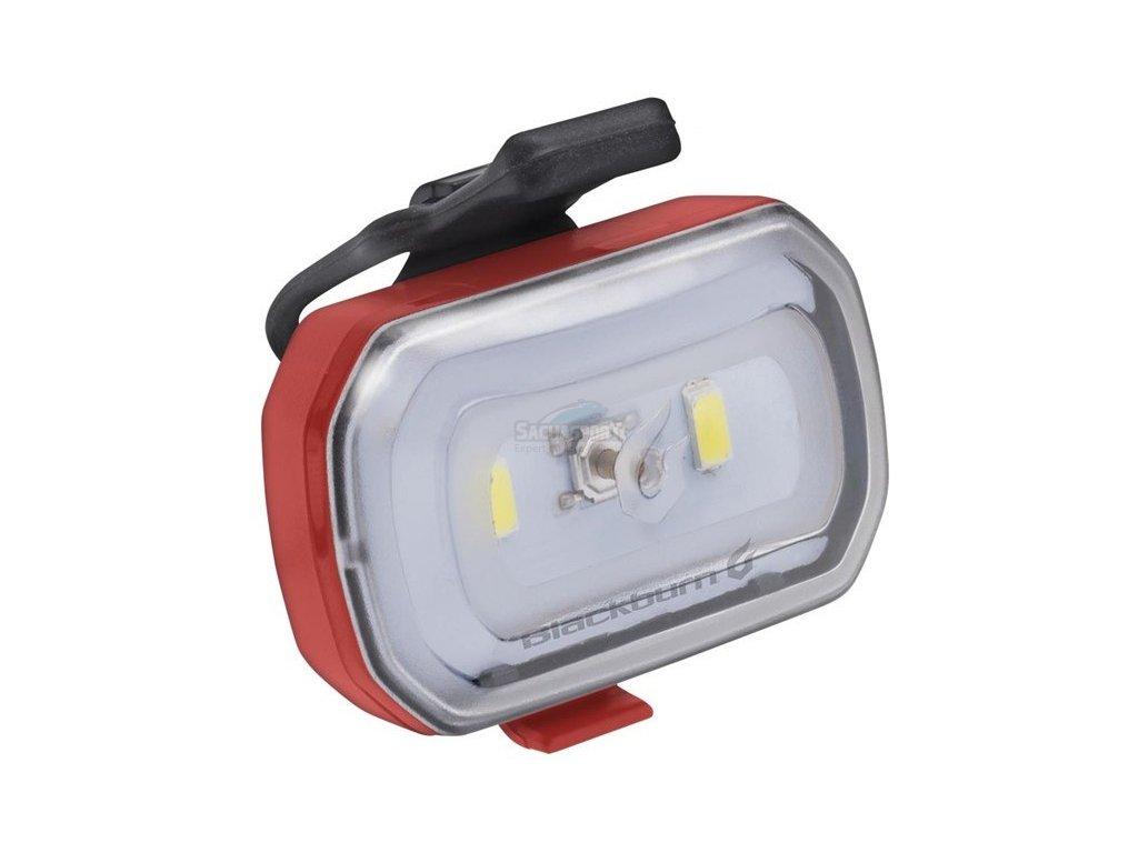 Světlo Blackburn Click USB red přední