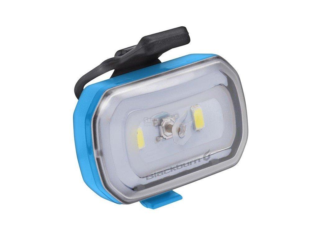 Světlo Blackburn Click USB blue přední