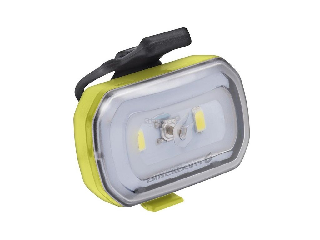 Světlo Blackburn Click USB yellow přední
