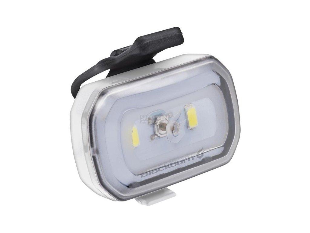 Světlo Blackburn Click USB white přední