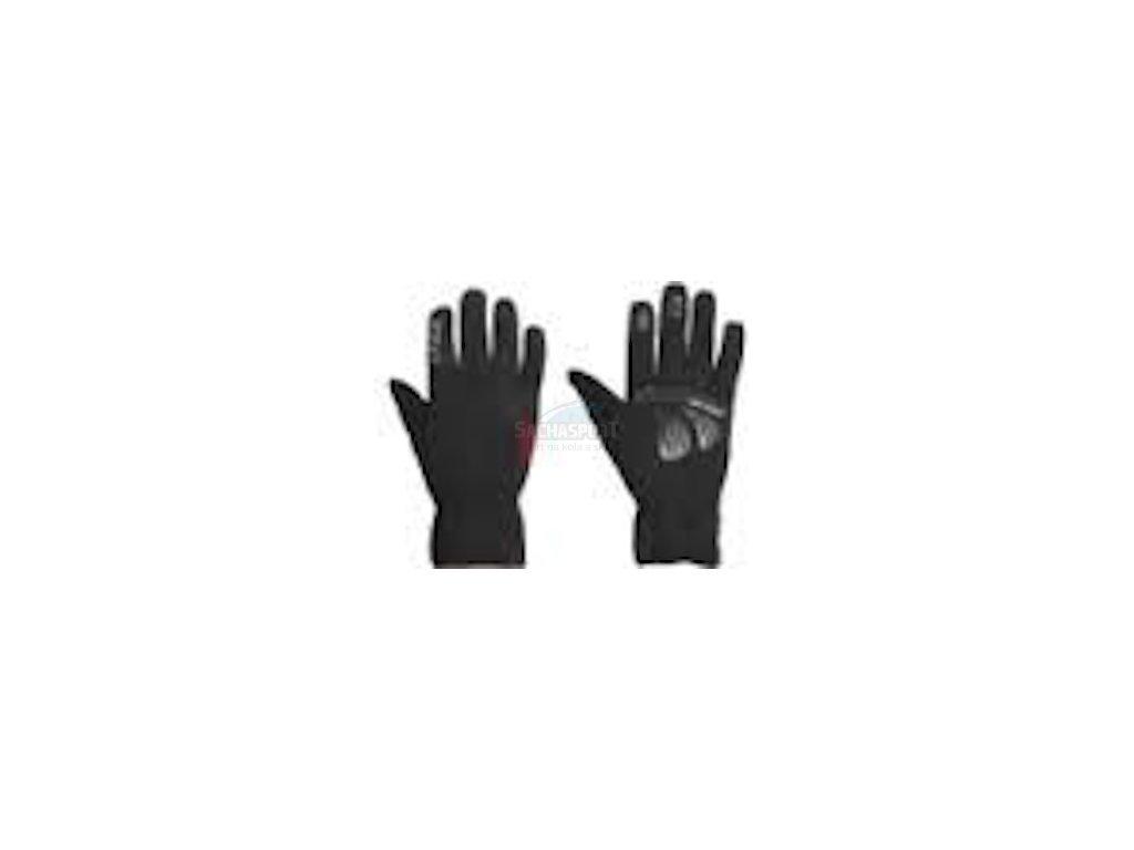 51456 1 rukavice pro fleece ii black l