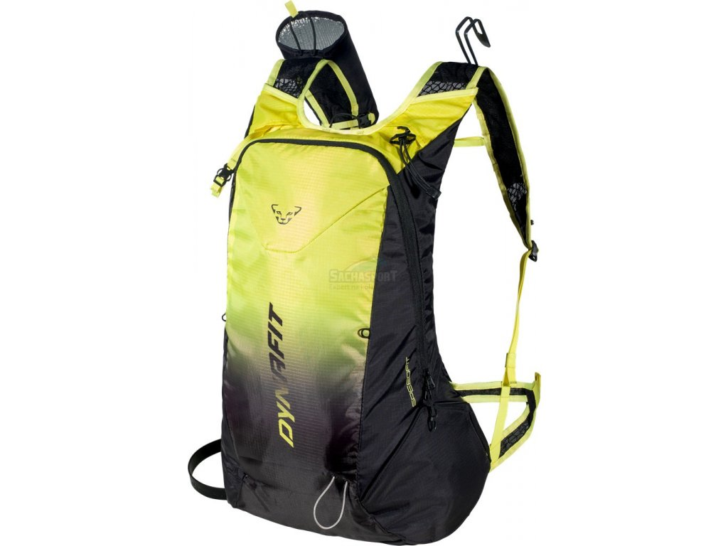 Dynafit Speedfit 28 black/neon yellow 19/20