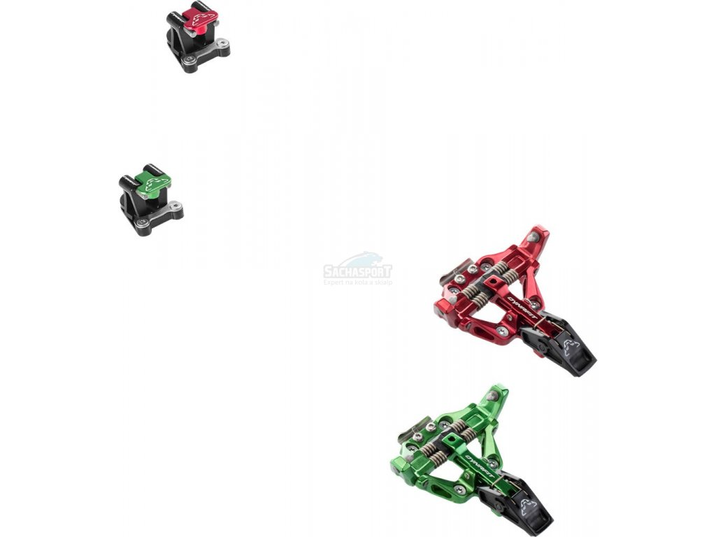 Dynafit Low Tech Race 2.0 automatic green / red