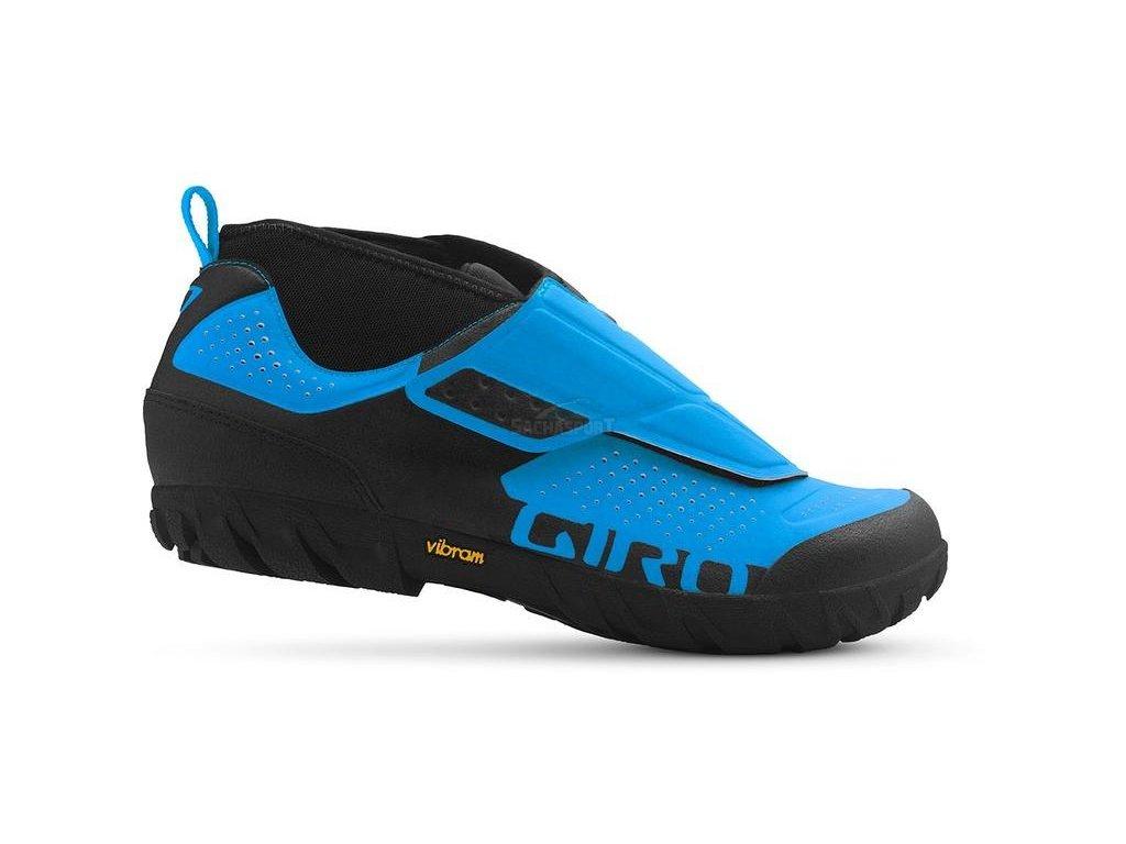 Giro Terraduro Mid blue jewel/black 43 2017