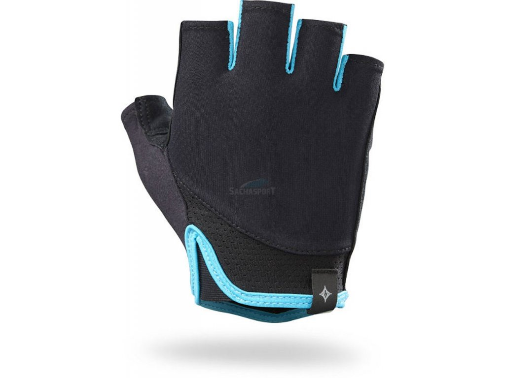 Rukavice Specialized Trident WMN black/turquoise 2016