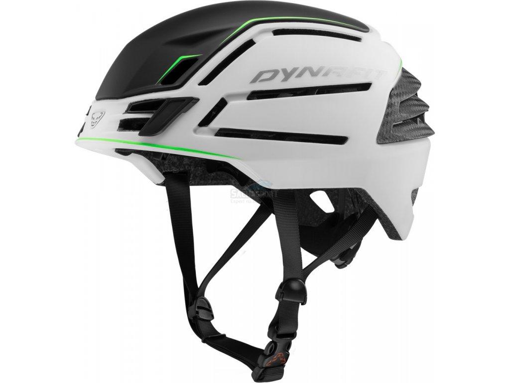 Přilba Dynafit DNA Helmet white/carbon 20/21