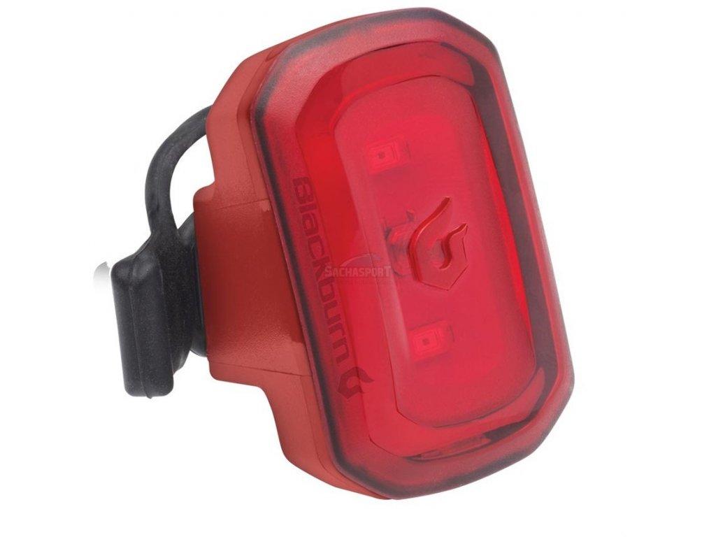 Světlo Blackburn Click USB red zadní