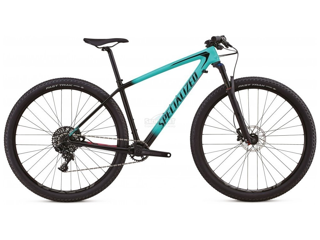 Specialized Epic HT Wmn Comp Carbon 29 acid mint/black M 2018
