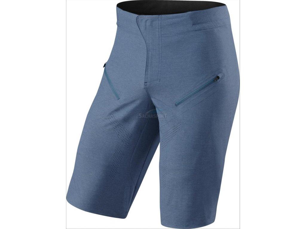 Kalhoty Specialized Atlas Pro Short dust blue 2018