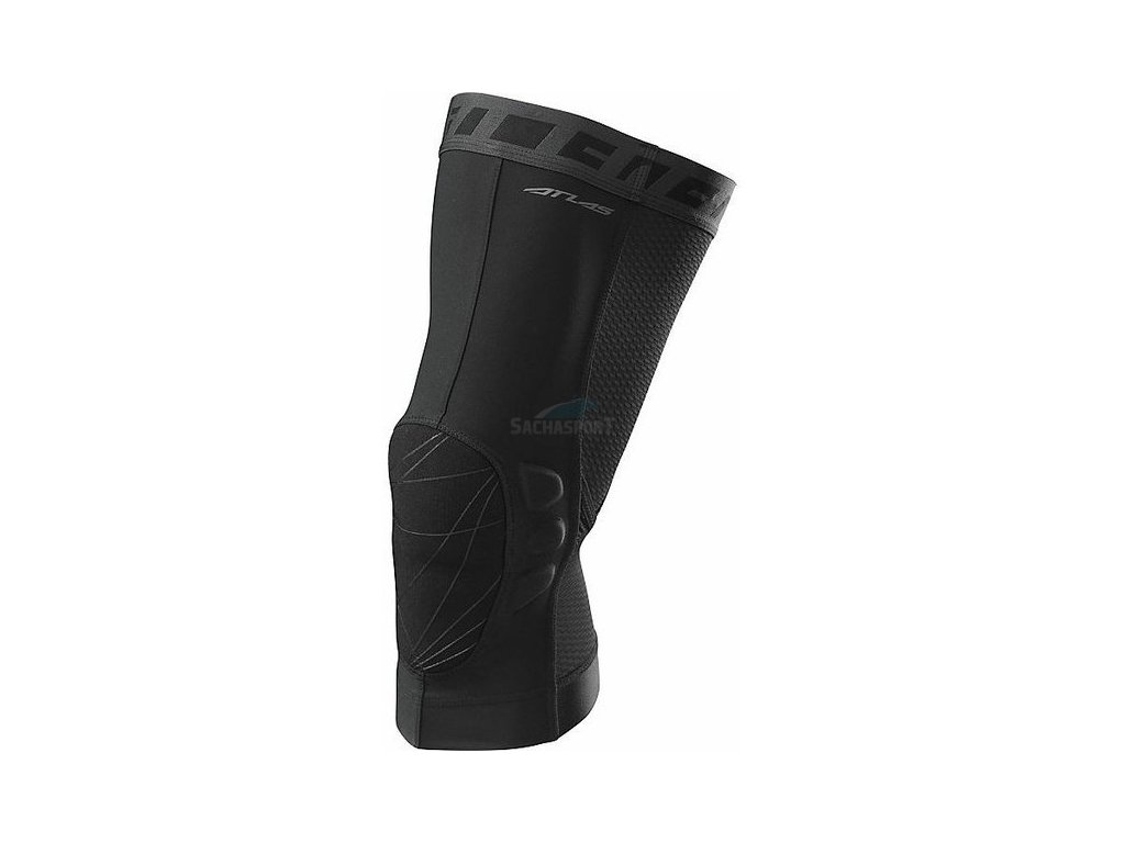 Chrániče kolen Specialized Atlas Knee Pad black 2019