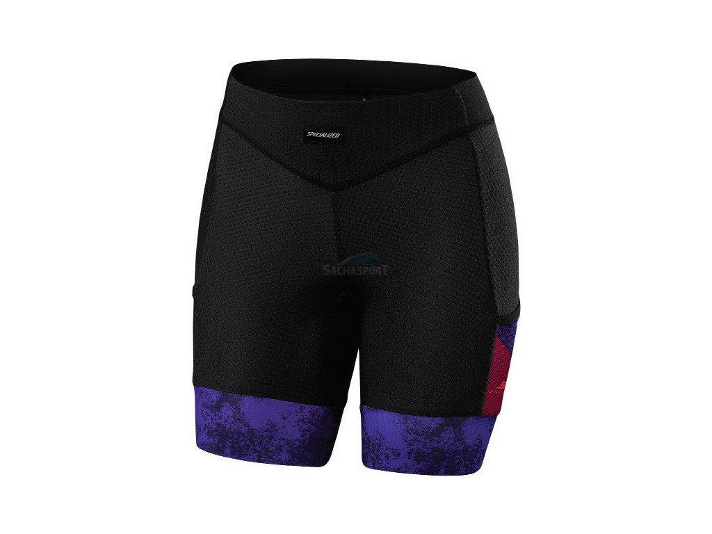 Vnitřní kalhoty Specialized Swat Liner WMN berry 2018