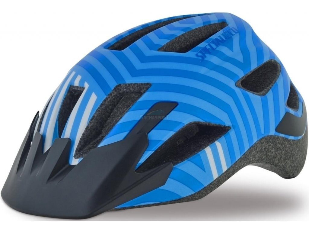 Specialized Shuffle Child Led neon blue razzle 2019