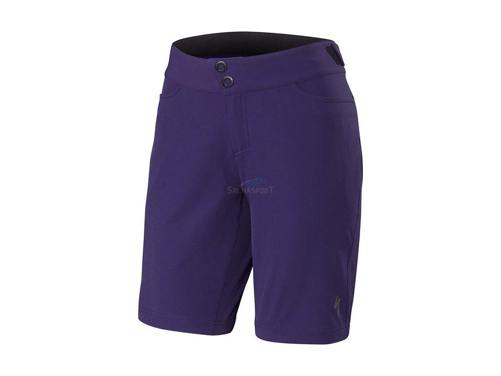 Kalhoty Specialized Andorra Comp Shorts W deep indigo 2018
